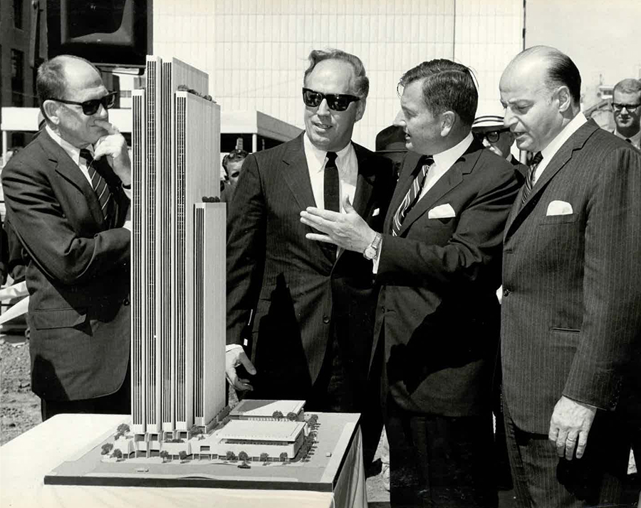 1968 Embarcadero Center