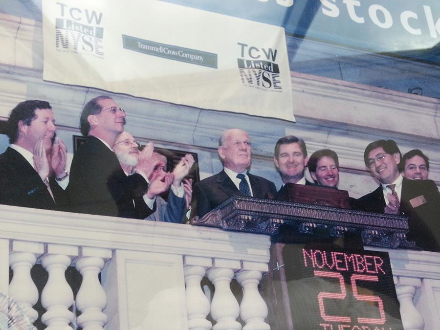 1997 TCC IPO NYSE