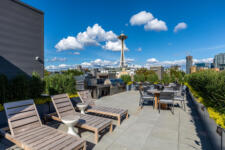 205 Alexan 100 Amenities Outdoor Rooftop with Spaceneedle View 41 2250x1500
