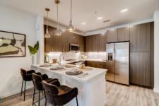 01 Alexan Diagonal Apartment Model 2 Kitchen 3