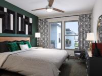 Alexan Springdale Rendering B2a Model Bedroom 1 scaled